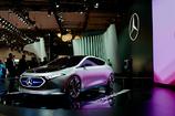 TMS2017 Mercedes-benz Concept EQA