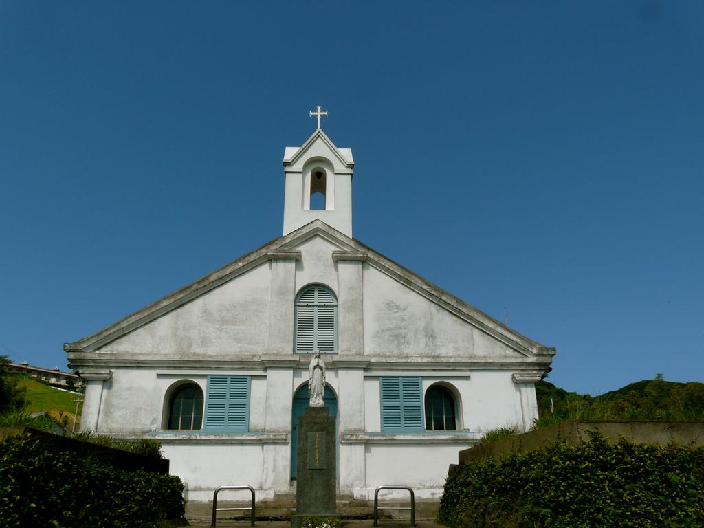出津教会2