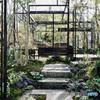 雑木林・回廊の庭・パレスハウステンボス前庭