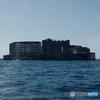 bside Hashima island