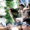 Splash time : Hakata Gion Yamakasa