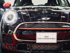 FMS2017 : BMW MINI front face