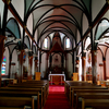 Inside Kurosaki Church