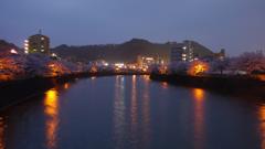 川の流れのよ〜〜に : Reflections