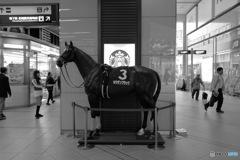 京阪電車 京橋駅 コンコース