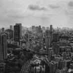 その他のカメラメーカー その他のカメラで撮影した(Tokyo town page #0 bnw)の写真(画像)