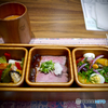 BENTO : Around the Kyushu August menu