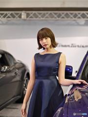FMS2017 2nd shot : Maserati Girl