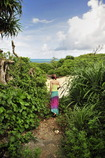 波照間 サンゴ浜