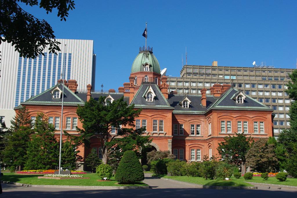 北海道*札幌*旧北海道庁