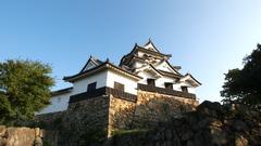 彦根城の裏