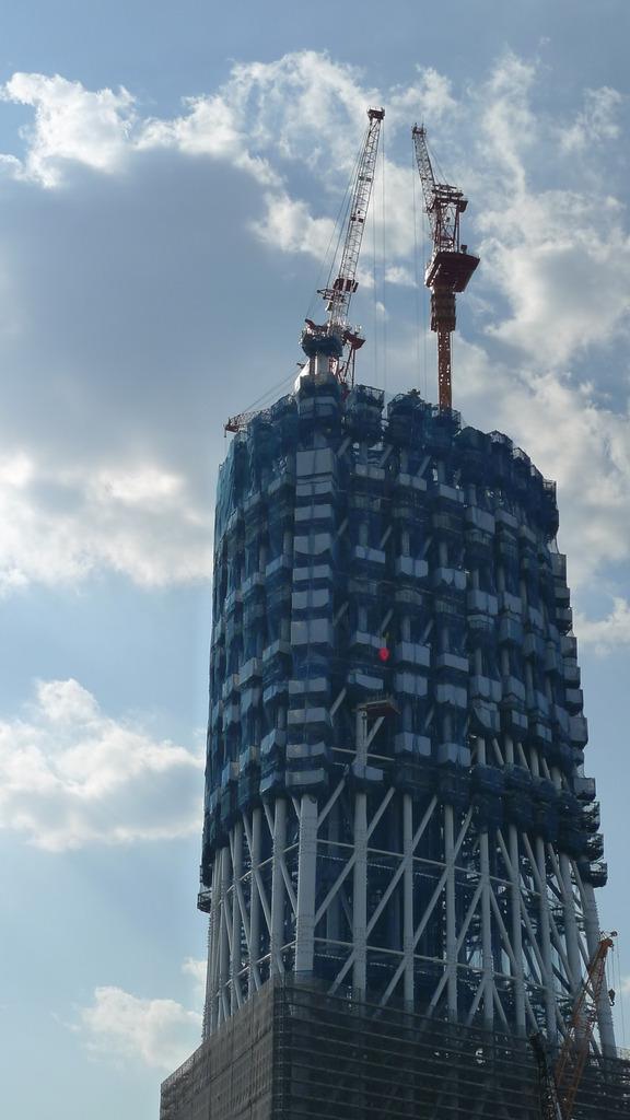 東京スカイツリーアップ