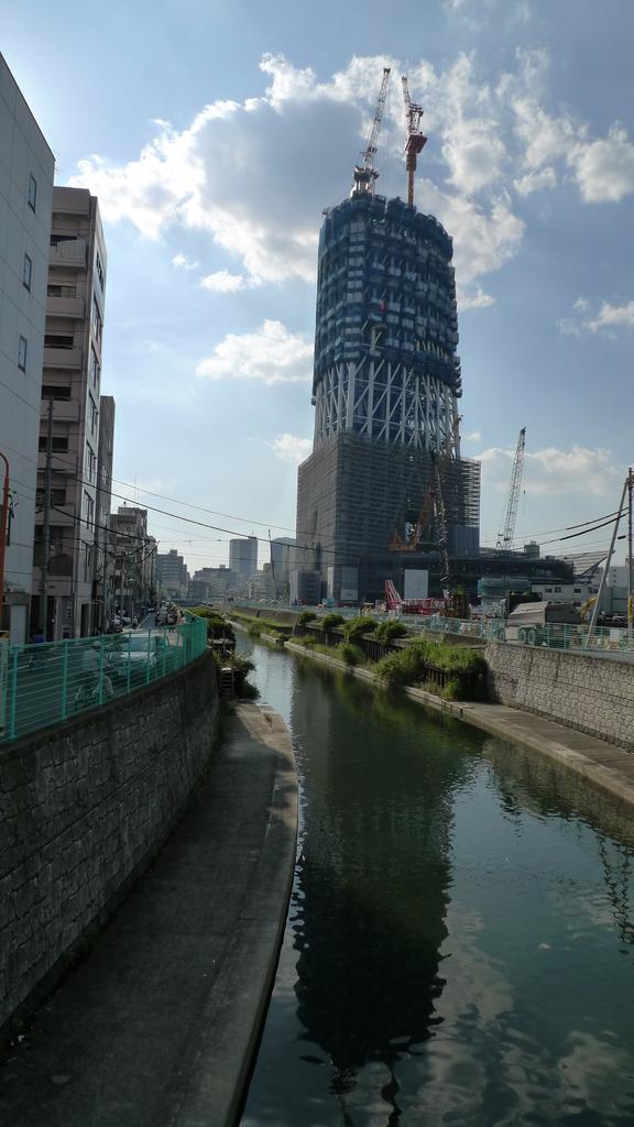 東京スカイツリー(新東京タワー)