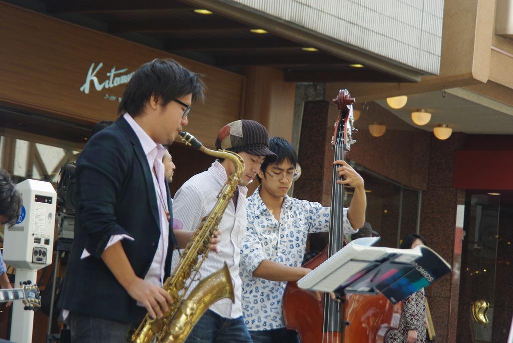 JazzLive_at元町