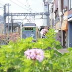 三ノ輪橋駅出発っ