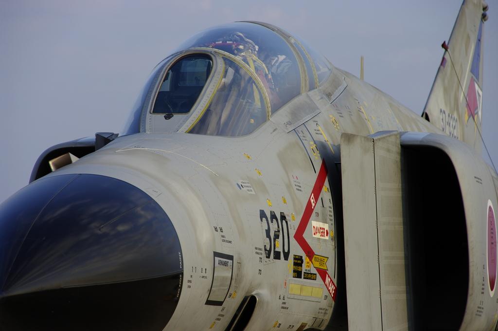 小松基地 航空ショー3