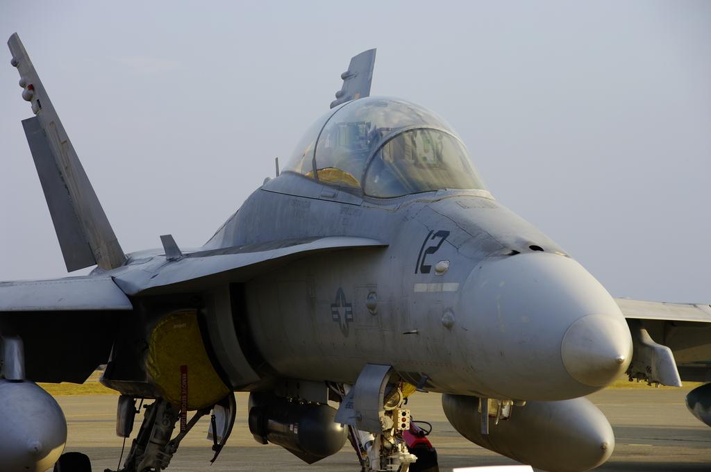 小松基地 航空ショー1