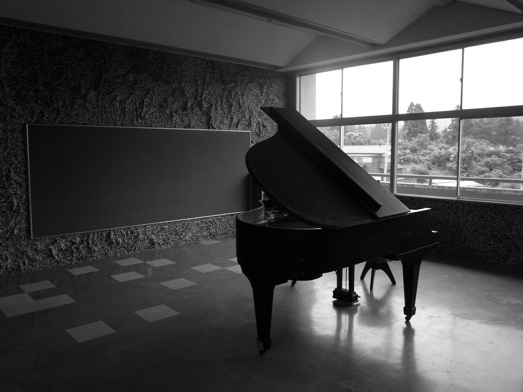 音楽室 × アート