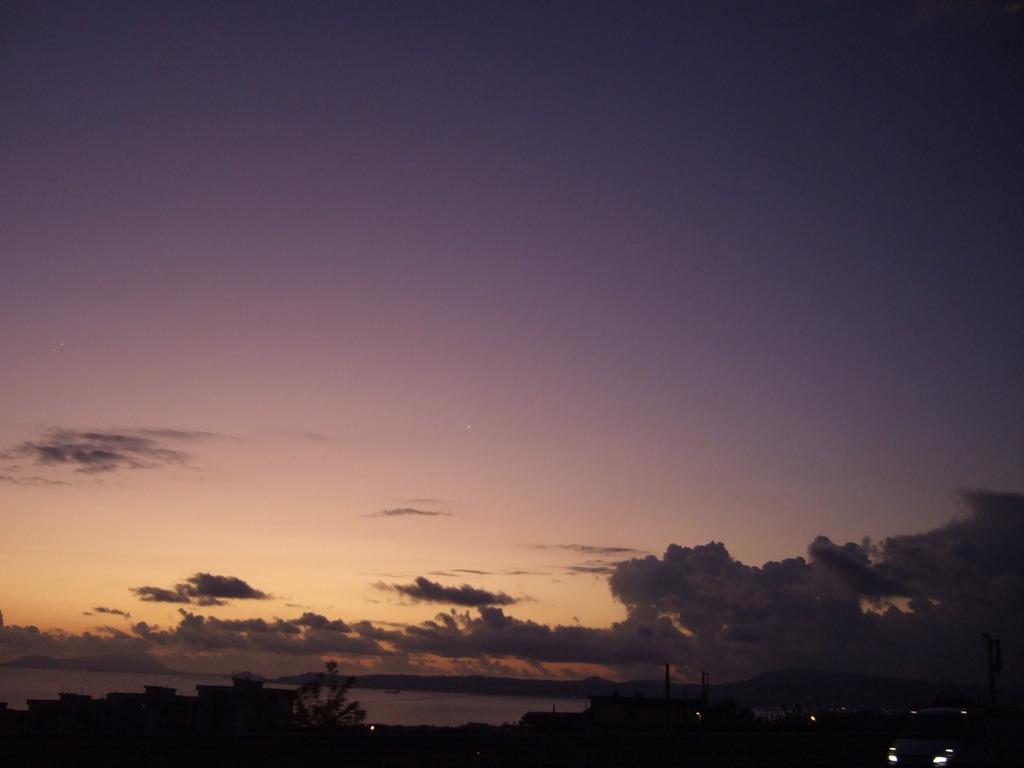 ナポリの夕暮れ