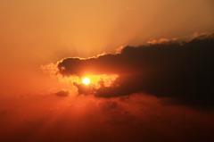 太陽を喰らう