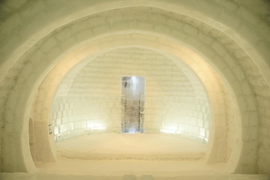 氷の音楽堂