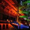 比叡山延暦寺のライトアップ