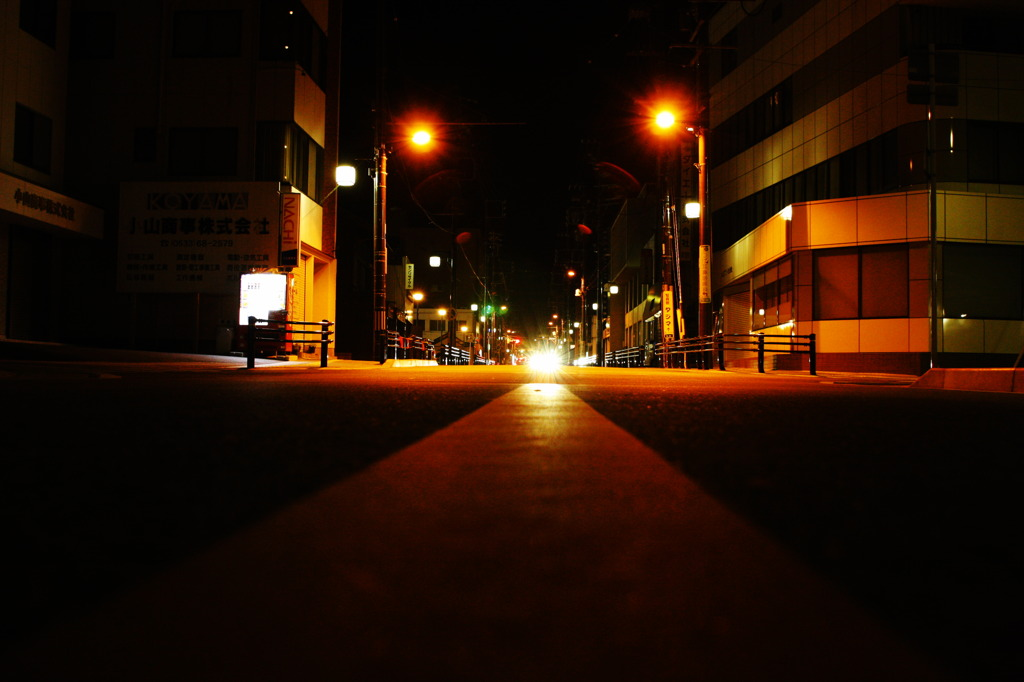 ON THE ROAD / GAMAGORI NIGHT