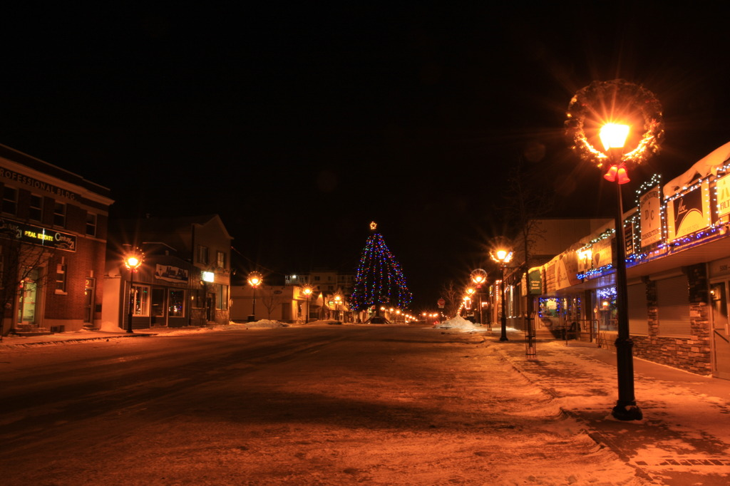 MERRY X'MAS FROM STONY PLAIN