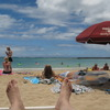 RELAXIN' AT WAIKIKI BEACH 1