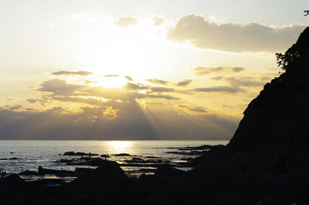 江ノ島南端