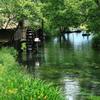 水車小屋のある風景