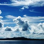 CANON Canon EOS 50Dで撮影した風景(雲の動物園)の写真(画像)