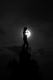 太陽を捕まえたダビデ像