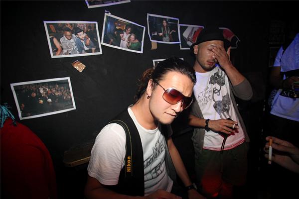 tanaka @club O3