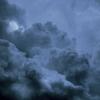大雨洪水警報の予感
