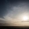 朝霧の光景