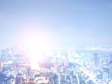 東京タワー大爆発