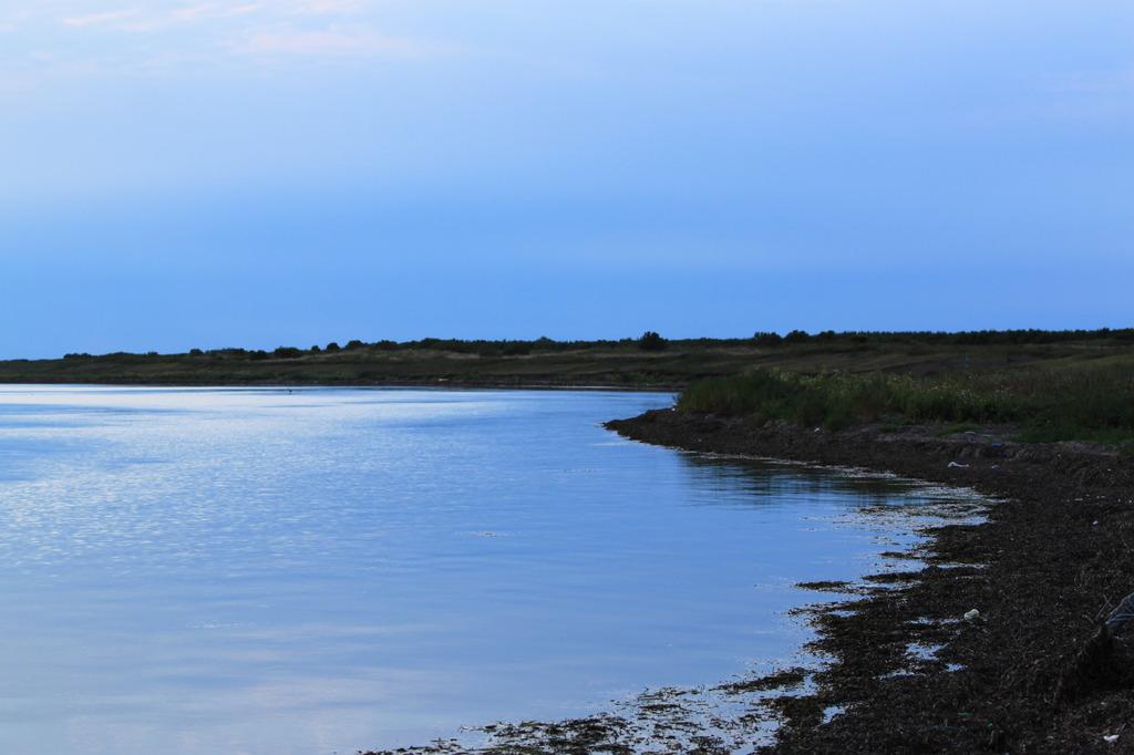 サロマ湖畔