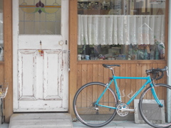 午後の自転車