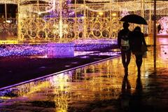 Rainy Illumination