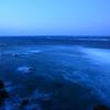 宮古島 東平安名崎の夕暮れ