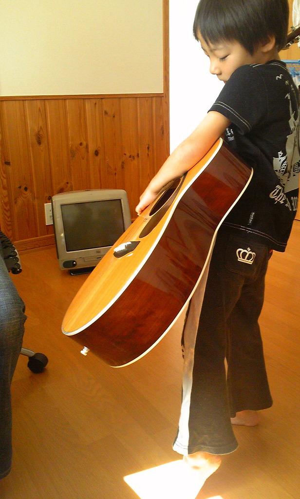 リアルギター