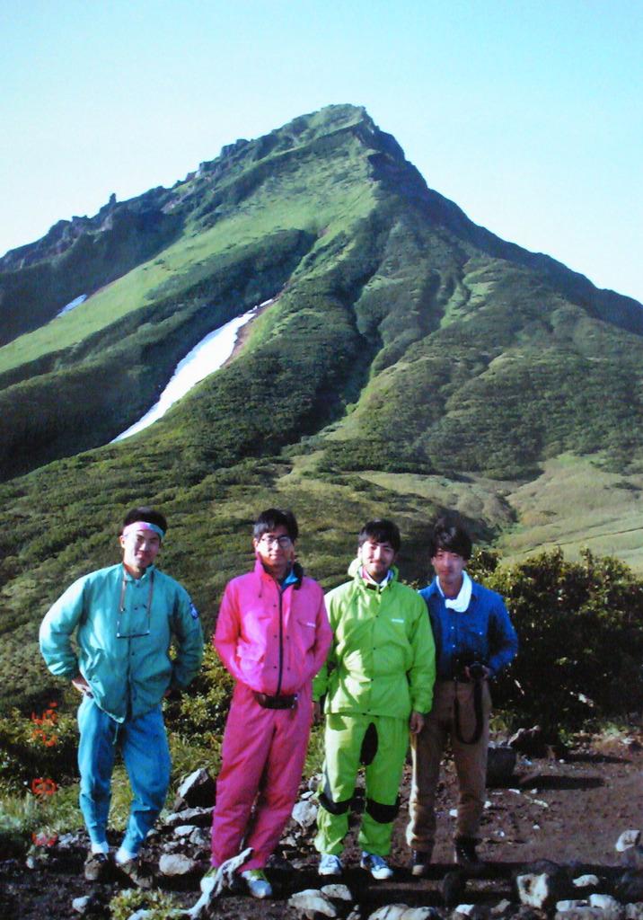 1992 利尻 カッパ隊