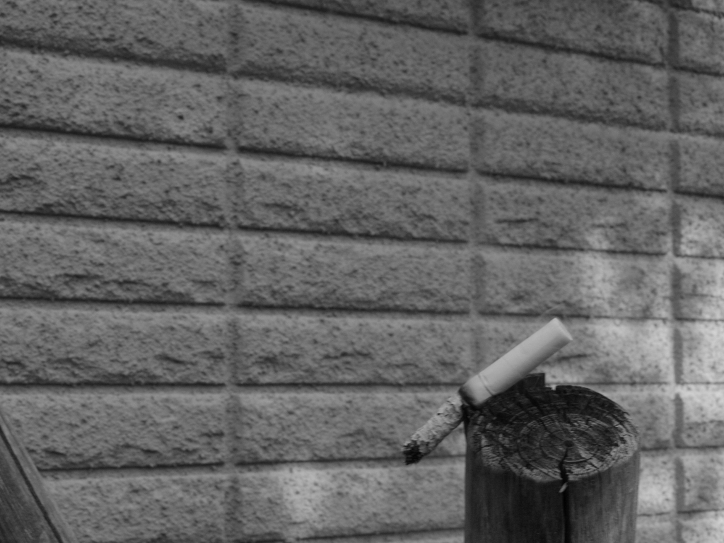 タバコ休め