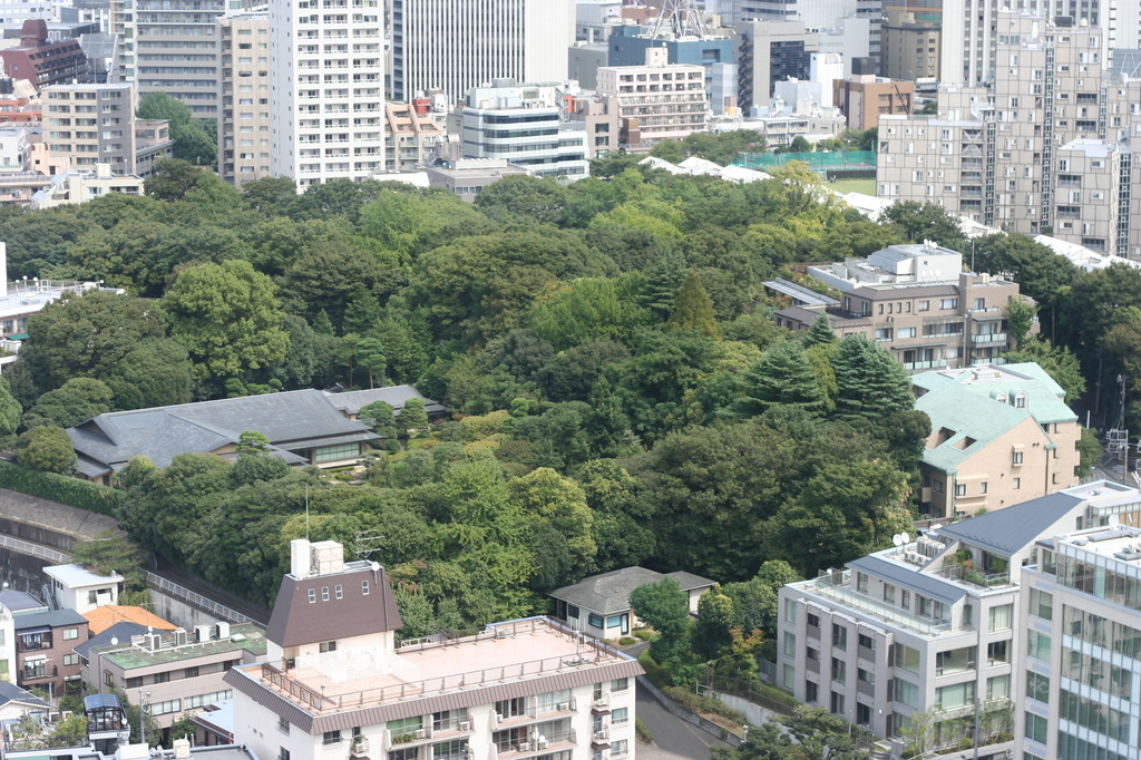 日本銀行氷川寮