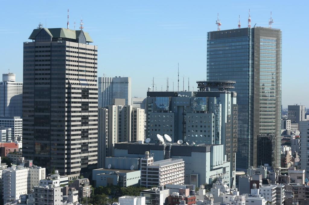 赤坂サカス遠景