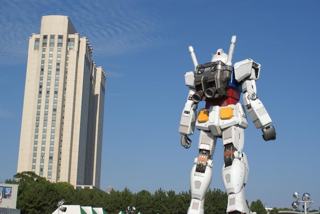 Gundam 01