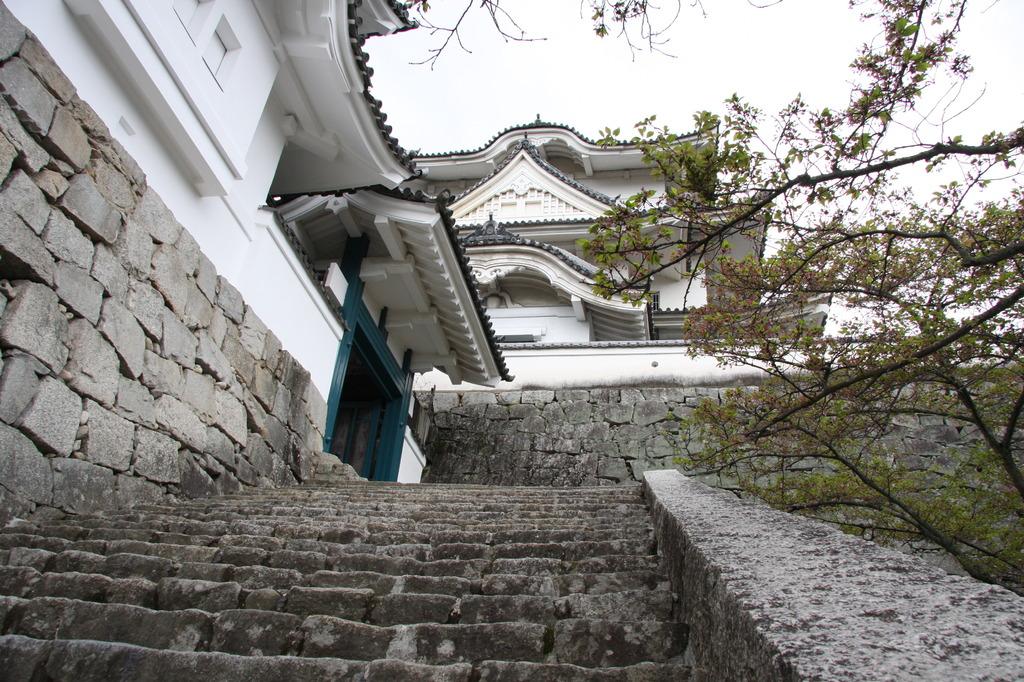 三重 伊賀上野城