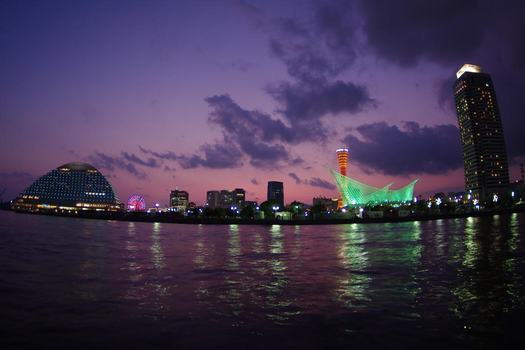 神戸港(1)