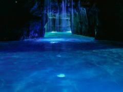 青の洞窟?